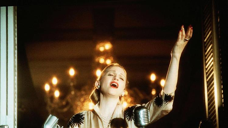 Madonna In Movies Gallery 2008 Evita