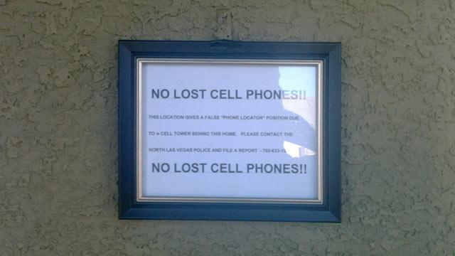 Lost Phone? Don't Blame Wayne Dobson