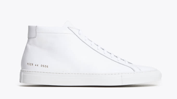 How Common Projects Quietly Built A Luxe Sneaker Empire