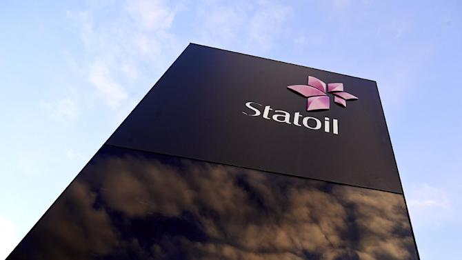 The sign outside the Statoil oil company headquarters in Stavanger, Norway, Thursday Jan. 17, 2013. Statoil's gas plant in Algerie has been attacked and Norwegians are reported to be among workers who are taken as hostage.  Algerian forces raided the remote In Amenas gas plant on Thursday in an attempt to free dozens of foreign hostages held by militants with ties to Mali's rebel Islamists, according to diplomats on Thursday, and Islamic militants claim that 35 hostages and 15 militants were killed after Algerian military helicopters strafed the area but said seven hostages survived. (AP Photo / Kent Skibstad, NTB scanpix) NORWAY OUT