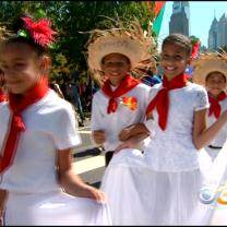 Thousands Celebrate 52nd Annual Puerto Rican Day Parade