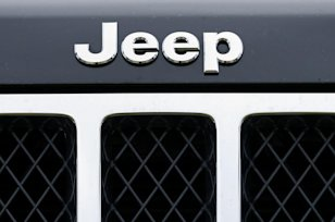 Jeep logo: Credit Reuters