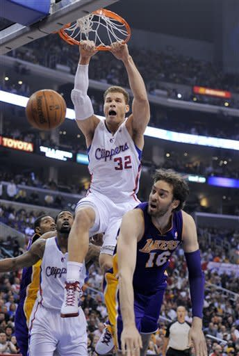 Lakers beat Clippers 113-108