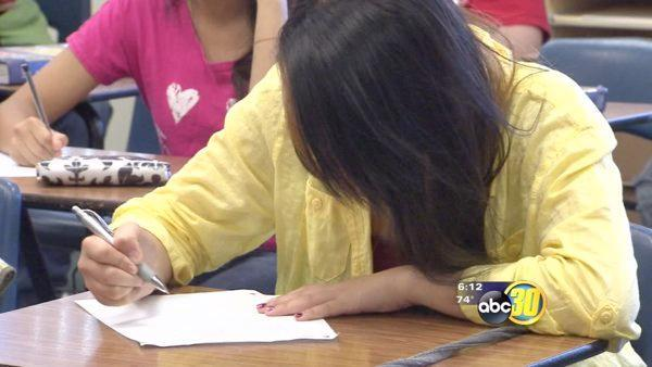 Graduation rates are on the rise statewide