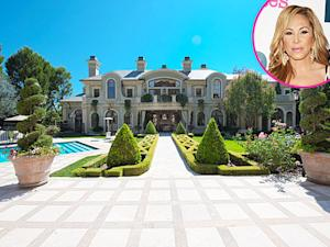 Real Housewives of Beverly Hills' Adrienne Maloof Selling Mansion for $26 Million