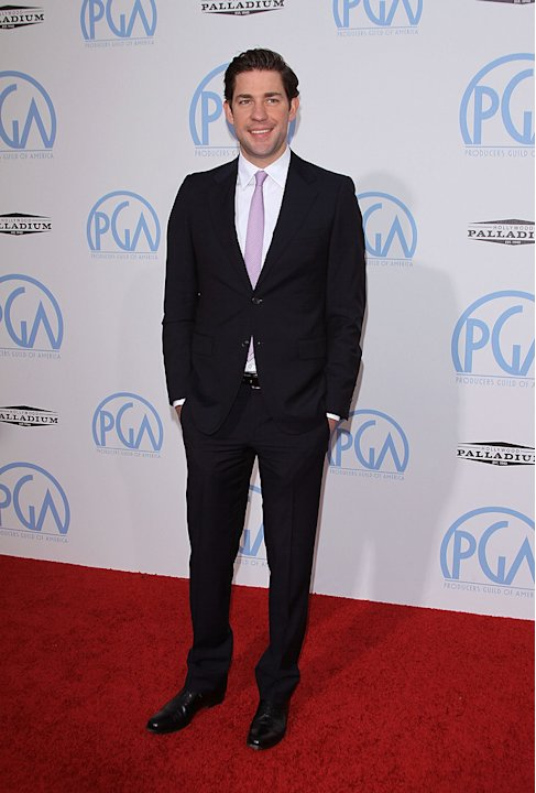 21st Annual Producers Guild Awards 2010 John Kraskinski