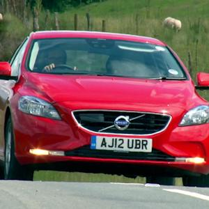 Volvo V40: Back to the 5 door hatch