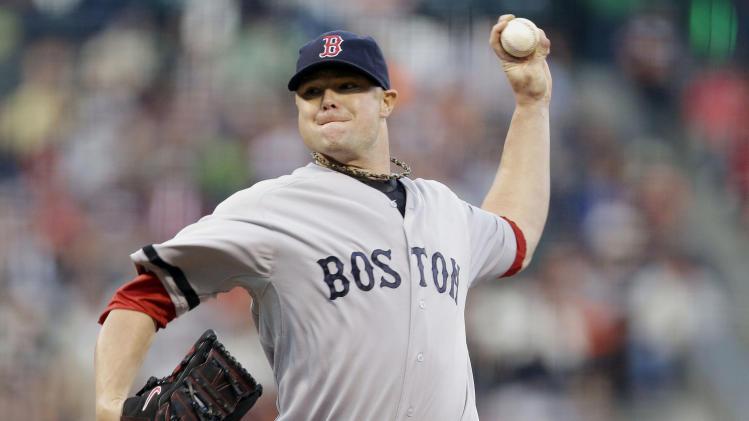 Jon Lester shuts down Giants as Red Sox win 7-0