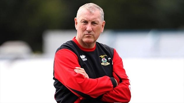 Terry Butcher is expecting a tough battle against Dundee