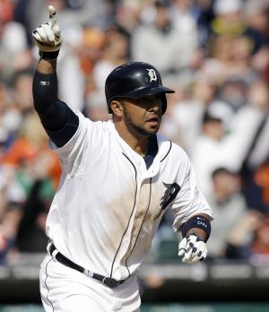 Gonzalez's single lifts Tigers over Royals 4-3