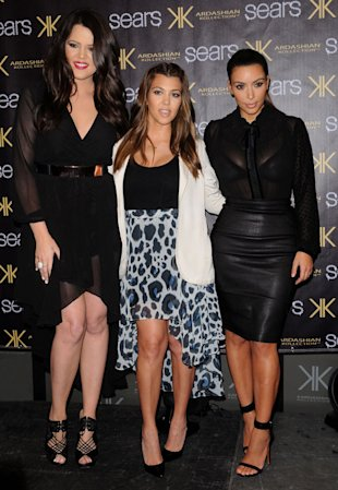 Kim And Kourtney Kardashian At War With Khloe Over X Factor USA Hosting Role?