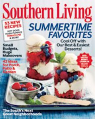 Southern Living July 2012