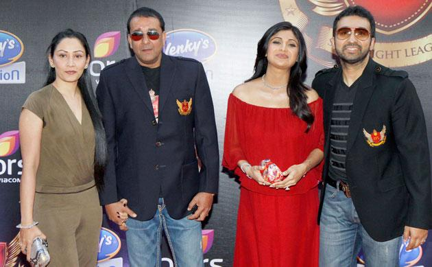 Bollywood stars at SFL launch
