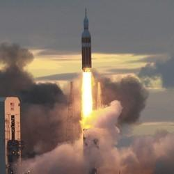 Orion Test Is the First Step in NASA's Bold Space Program