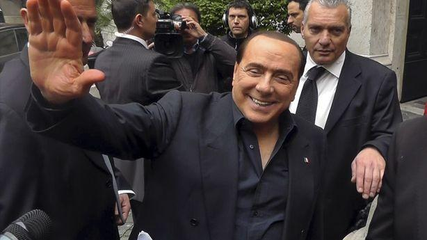 Silvio Berlusconi Always Has a Get-Out-of-Jail Free Card