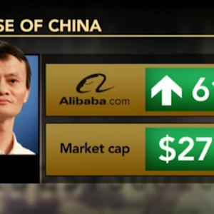 Jack Ma Tops Banner 2014 for China's Billionaires