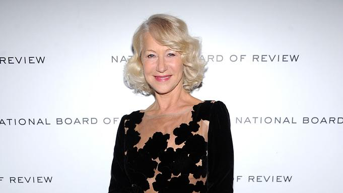 2011 National Board of Review Helen Mirren