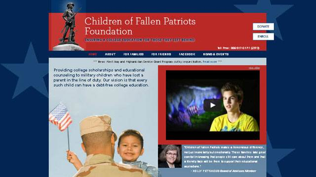Foundation to Cover Sequester Cuts to Iraq, Afghanistan Scholarships
