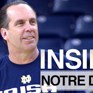 Inside: Notre Dame | Mike Brey Mic'd Up