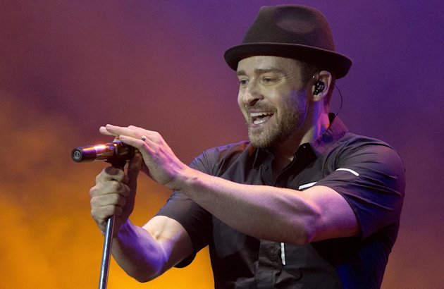 Timberlake, Perry set for Vegas event in September