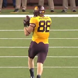 Pro Comparison: University of Minnesota tight end Maxx Williams