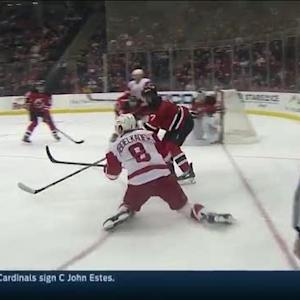 Abdelkader sets up Smith's top-shelf score
