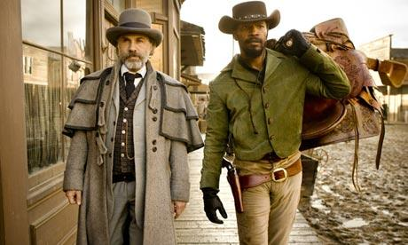 'Django Unchained' Becomes First Quentin Tarantino Movie Released in China