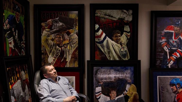 Trove of Gretzky memorabilia set for auction