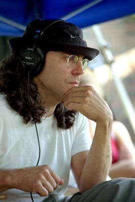 Director Tom Shadyac of Universal's Bruce Almighty