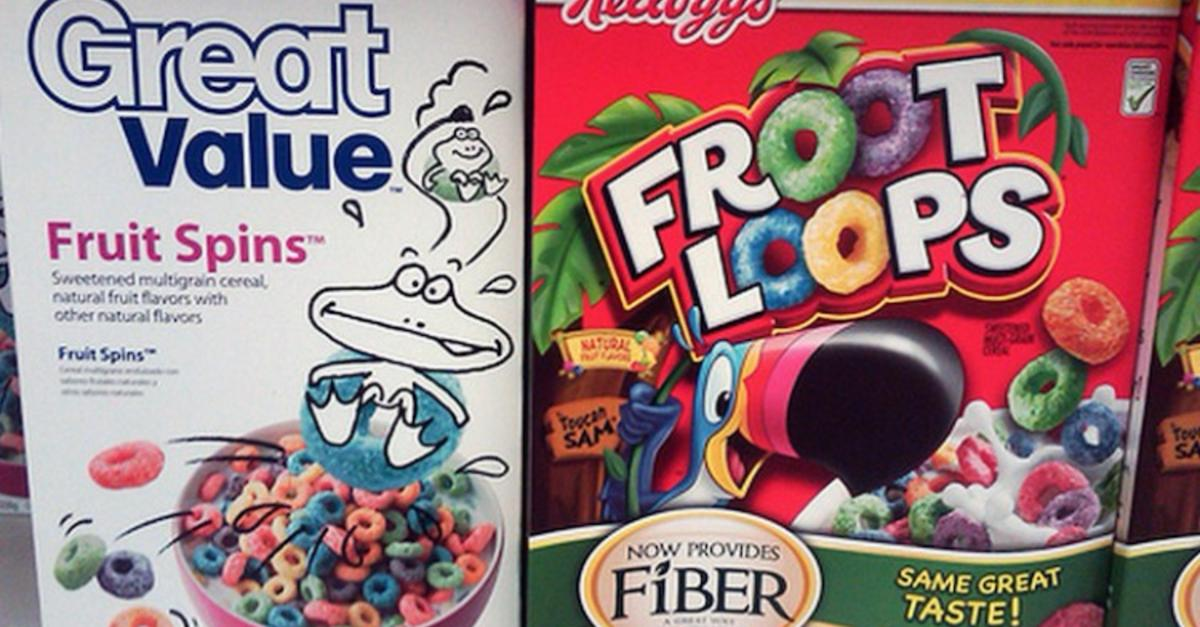 The 15 Funniest Knockoff Store Brand Cereal Names