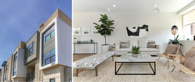 Tracy Do of John Aaroe Group exclusive agent for NELA Union townhomes - First phase of largest new development in rising Glassell Park opens Saturday,...