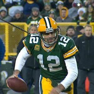 Week 17: Green Bay Packers quarterback Aaron Rodgers highlights