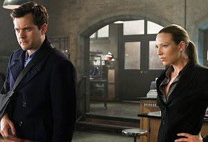 Joshua Jackson and Anna Torv …