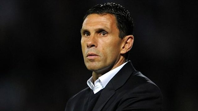 Brighton boss Gus Poyet has warned his side the job is not finished yet