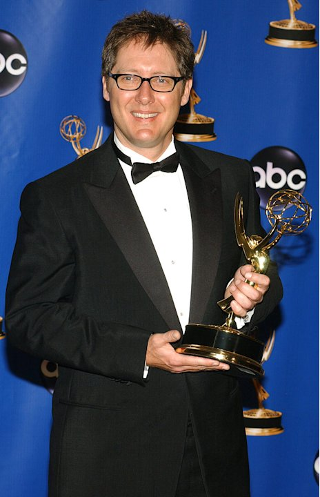 "James Spader, winner of Outstanding Lead Actor in a Drama Series for ""The Practice"" at The 56th Annual Primetime Emmy Awards."