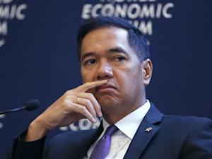 Indonesia's Minister of Trade Wirjawan attends WEF in Davos