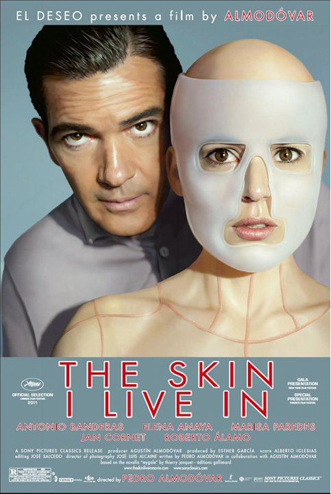 The Skin I Live In 2011 Sony Picture Classics Poster