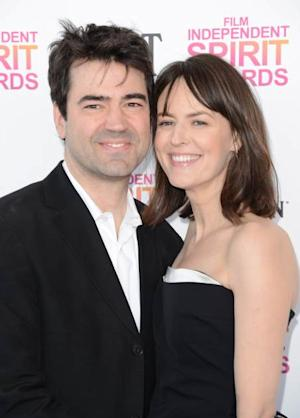 Ron Livingston and Rosemarie DeWitt -- Getty Images