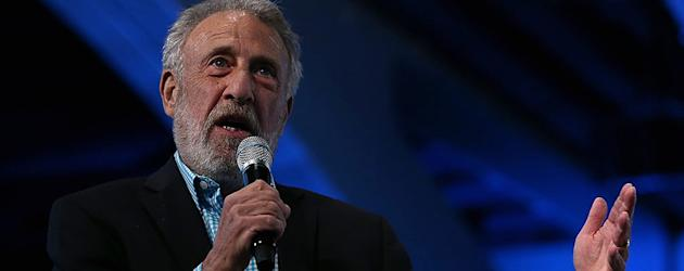 George Zimmer finally discusses his firing. (Getty Images)