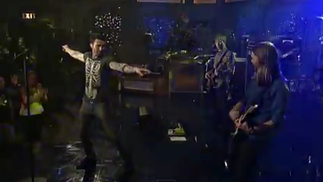 Moves Like Jagger (Live on Letterman)