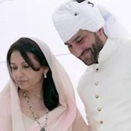 Sharmila Tagore Claims Saif Ali Khan Not Comfortable With The 'Nawab' Tag
