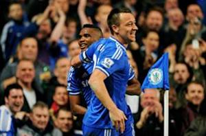 John Terry signs new Chelsea deal