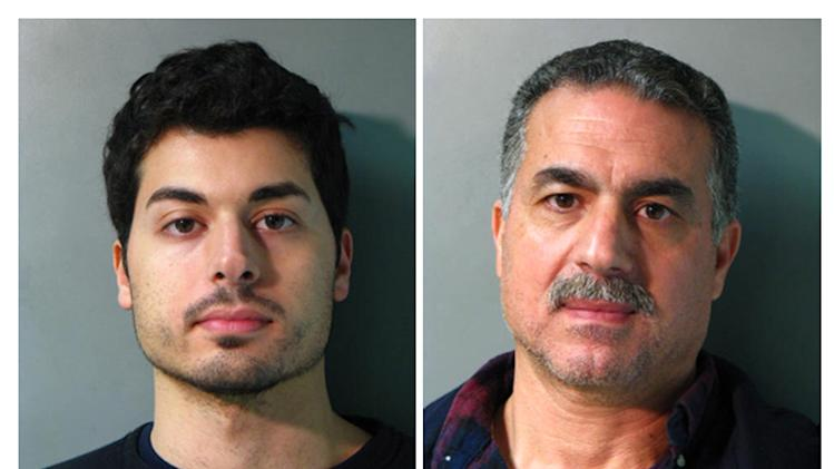 Police: NY deli owners stole $1M lottery ticket