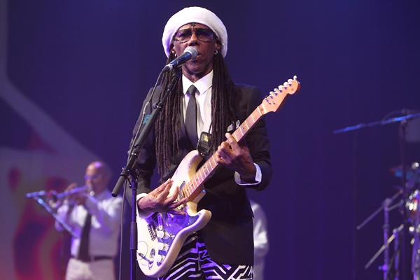 Nile Rodgers on Working With Michael Jackson: 'We're Weird Guys!'