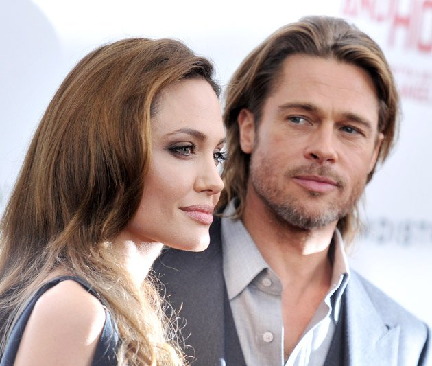Will Brad Pitt marry Angelina Jolie this weekend?