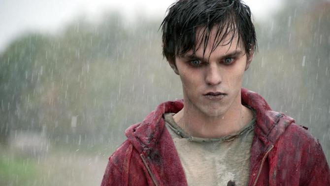 "This film image released by Summit Entertainment shows Nicholas Hoult in a scene from ""Warm Bodies."" (AP Photo/Summit Entertainment, Jonathan Wenk)"