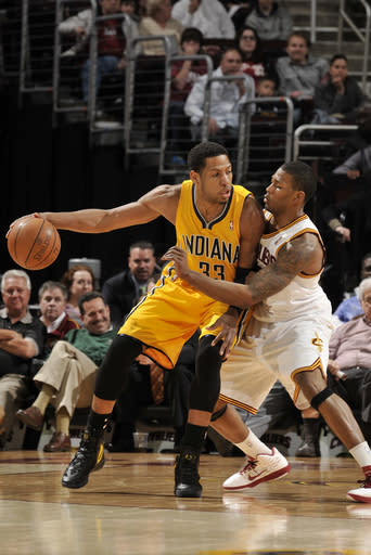 Pacers outlast Cavs 104-98 in OT