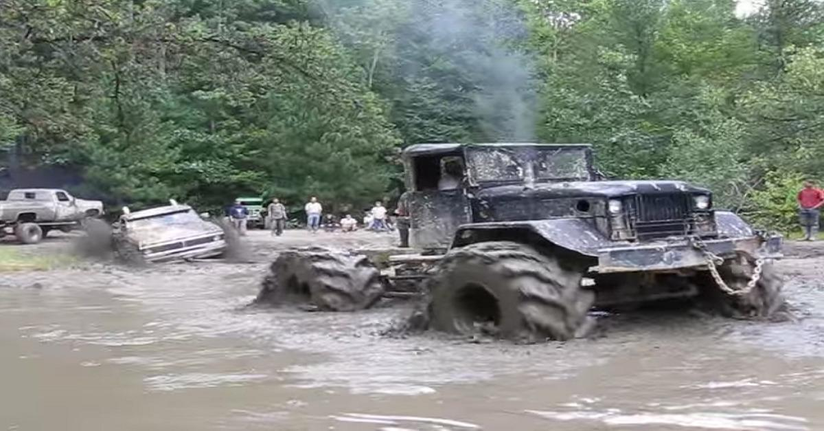 Ever Seen A Chevy Get Rescued? (Crazy!)