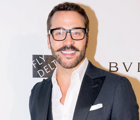 """Jeremy Piven: Mike Tyson Says I Look Like """"Captain of Jewish Debate Team"""""""