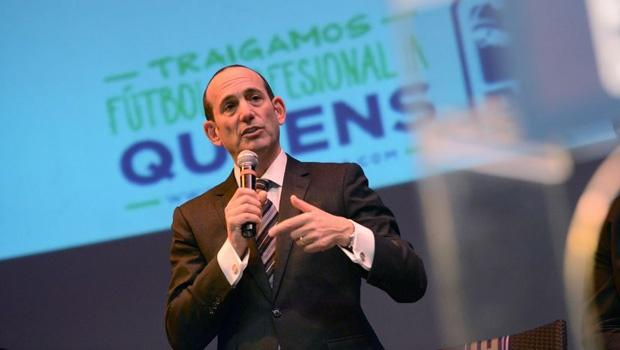 MLS Commissioner Don Garber talks NYC2 progress, Florida expansion, Champions League schedule tweak